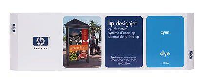 Картридж HP C1807A голубой