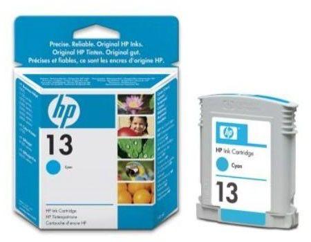 Картридж HP №13 голубой [c4815a]