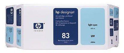 Картридж + печатающая головка HP C5004A светло-голубой