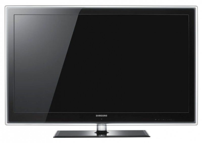 "LED телевизор SAMSUNG UE-32B7020  ""R"", 32"", FULL HD (1080p),  черный"