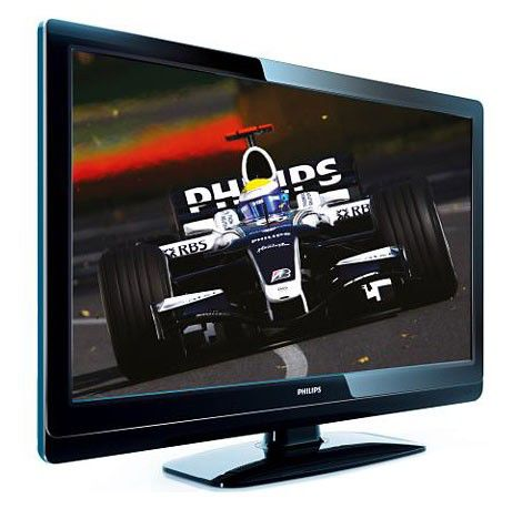 "Телевизор ЖК PHILIPS 32PFL3404/12  32"", HD READY (720p),  черный"