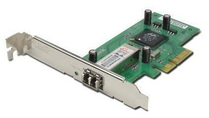 Сетевой адаптер Gigabit Ethernet D-LINK DGE-560SX PCI Express