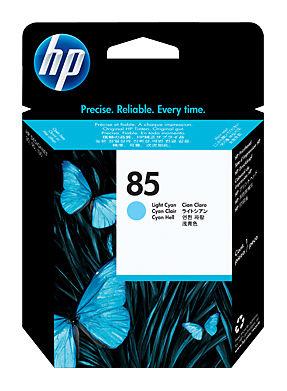 Печатающая головка HP №85 светло-голубой [c9423a]
