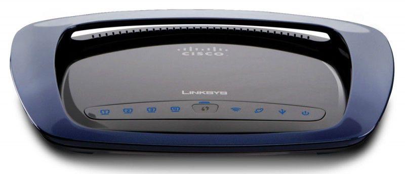 Беспроводной маршрутизатор LINKSYS WRT610N