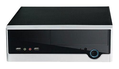 ПК iRU Ergo Corp 110 AX2-5200/1024/ 250/G9500GT-512/DVD-RW/K+M/black