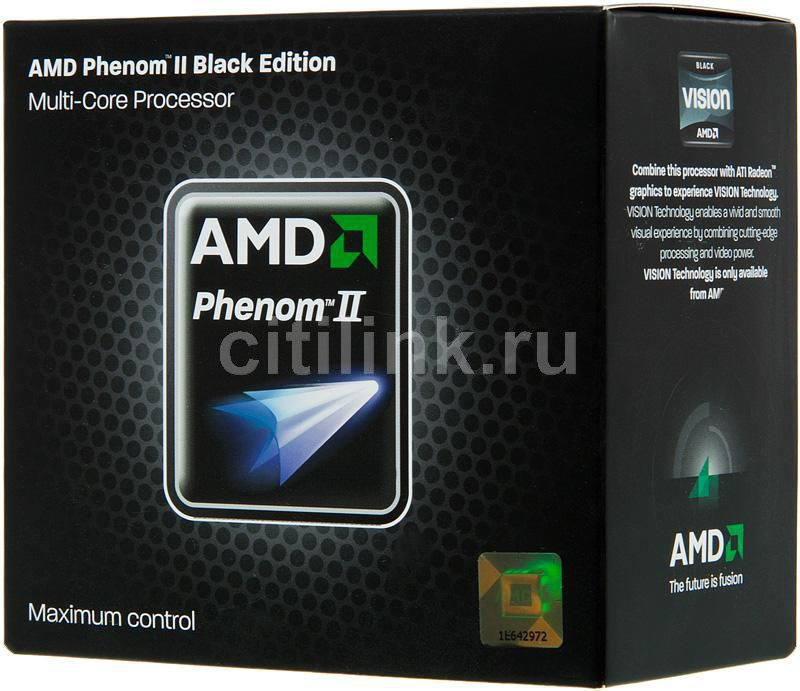 Процессор AMD Phenom II X4 955, SocketAM3 BOX [hdz955fbgмbox]