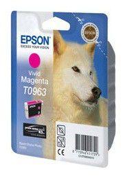 Картридж EPSON T0963 пурпурный [c13t09634010]