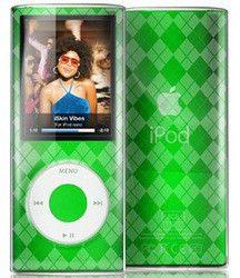 Чехол для iPod Nano Vibes iSkin VBSN4G-AE