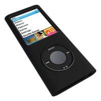 Чехол для iPod Nano iFrogz Black [n4gwrapz-black]