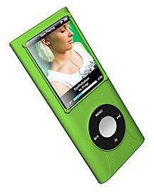 Чехол для iPod Nano iFrogz Green [n4gwrapz-green]