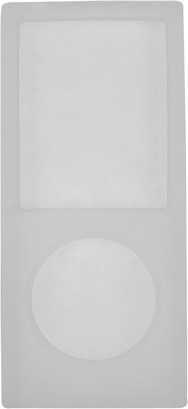 Чехол для iPod Nano iFrogz Clear [n4gwrapz-clear]
