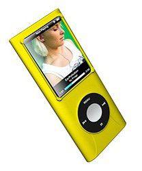 Чехол для iPod Nano iFrogz Yellow [n4gwrapz-yellow]