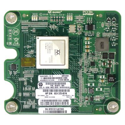 Адаптер HPE QLogic QMH2562 8Gb Fibre Channel Host Bus (451871-B21)