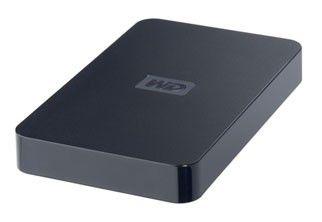 Внешний жесткий диск WD Elements Portable WDBAAR2500ABK-EESN, 250Гб, черный