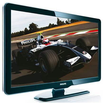 "Телевизор ЖК PHILIPS 37PFL5604H/60  37"", FULL HD (1080p),  черный"