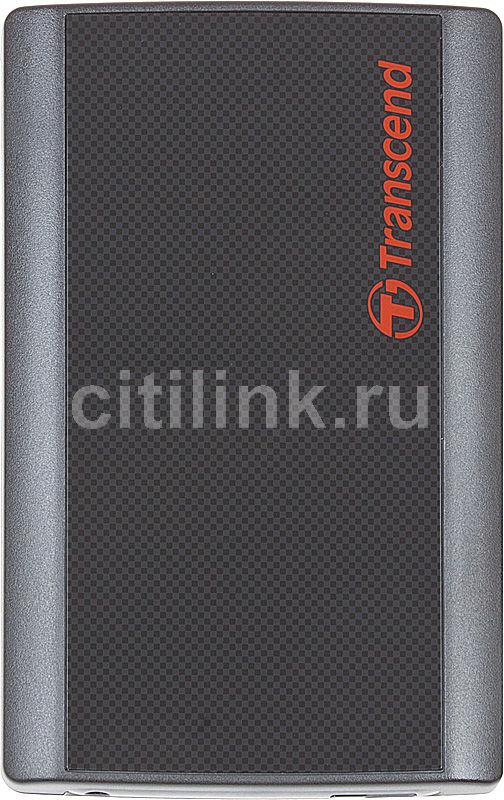 Внешний жесткий диск TRANSCEND StoreJet 25P TS320GSJ25P, 320Гб, черный