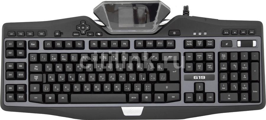 Инструкция к клавиатуре g19