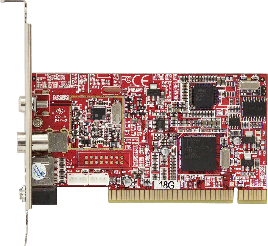ТВ-тюнер KWORLD VS-DVB-T 210SE,  внутренний