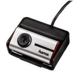 Web-камера HAMA H-62847,  черный и серый