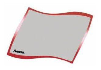 Коврик для мыши HAMA H-52276 серый/красный