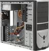 Корпус ATX FOXCONN TLA-436, Midi-Tower, 450Вт,  черный и серебристый вид 6