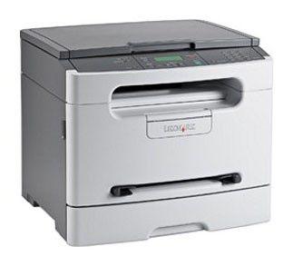 МФУ LEXMARK X203n,  A4,  лазерный [0052g0016]