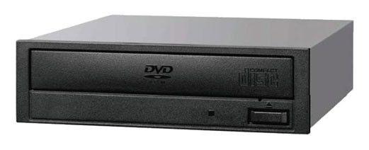 Оптический привод DVD-ROM SONY DDU-1678A-0B, внутренний, IDE, черный,  OEM