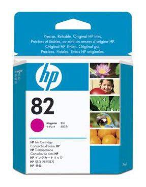 Картридж HP 82 пурпурный [ch567a]