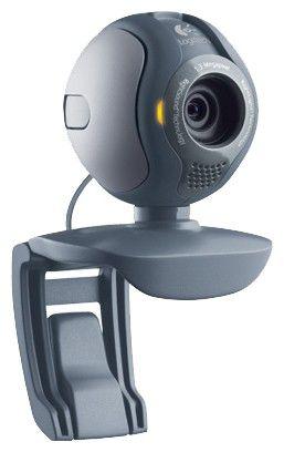 Web-камера LOGITECH C500,  серый [960-000374]