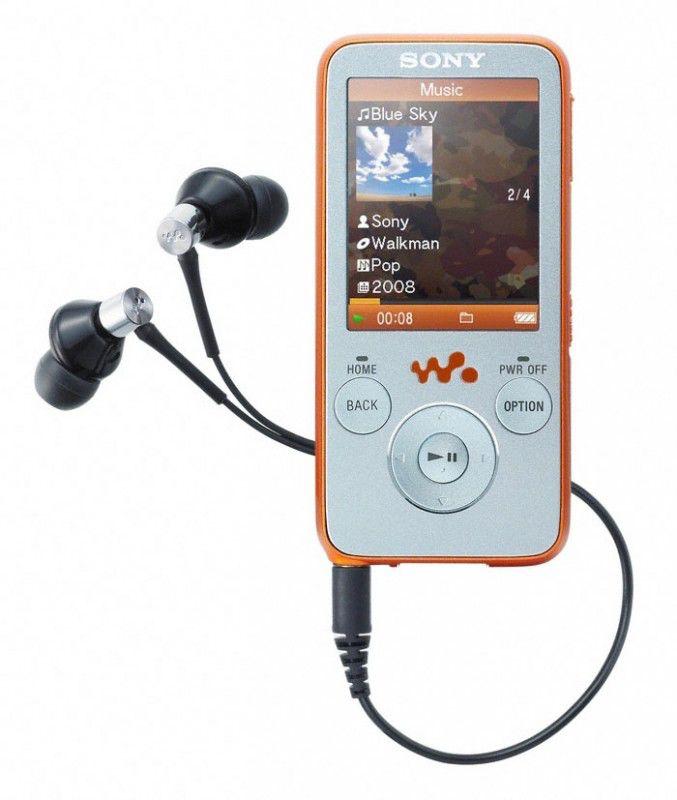 MP3 плеер SONY NWZ-S638FS flash 8Гб серебристый [nwzs638fs]