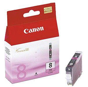 Картридж CANON CLI-8PM, фото пурпурный [0625b001]
