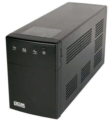 Источник бесперебойного питания POWERCOM Black Knight Pro BNT-1500AP,  1500ВA [bnt-1k5c-6c0-244p]