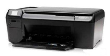 МФУ струйный HP PhotoSmart C4683, A4, цветной, струйный [q8418c]
