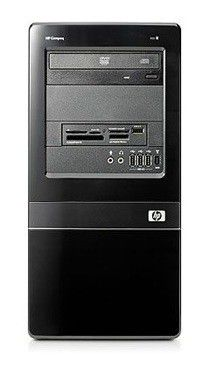 HP dx7500MT,  Intel  Pentium Dual-Core  E5300,  DDR2 2Гб, 320Гб,  Intel GMA X4500HD,  DVD-RW,  CR,  Windows Vista Business,  черный [nn778ea]
