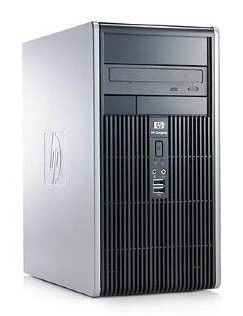 HP dc5800SFF,  Intel  Pentium Dual-Core  E5300,  DDR2 2Гб, 250Гб,  Intel GMA X3100,  DVD-RW,  CR,  Windows Vista Business,  черный [na729ea]
