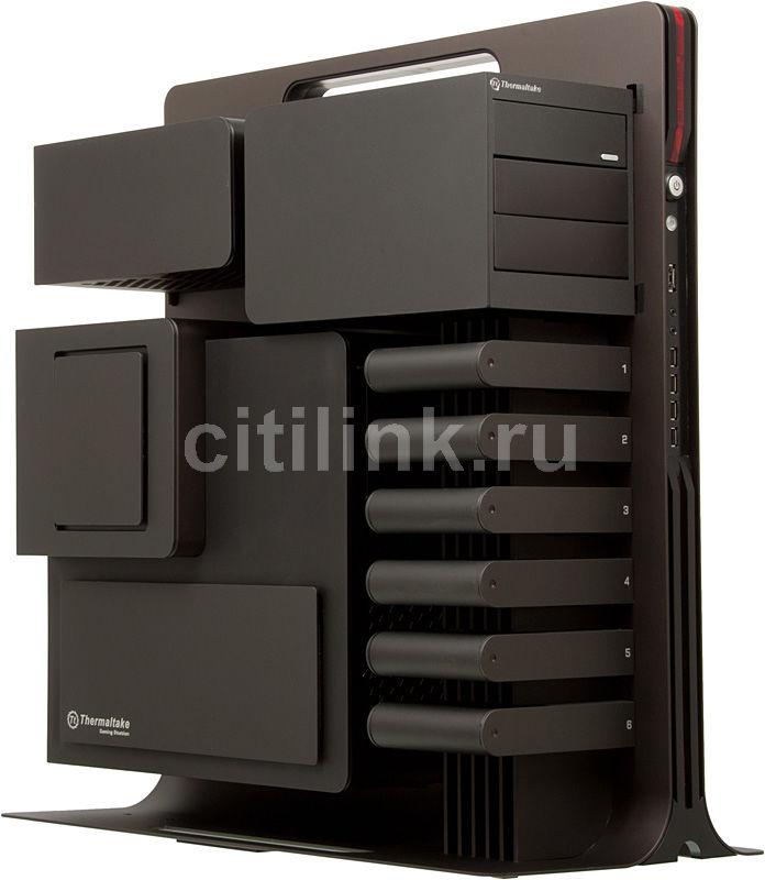 Корпус ATX THERMALTAKE Level 10 VL30001N1Z, Full-Tower, без БП,  черный