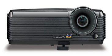 Проектор VIEWSONIC PJD6211 черный [vs12618]