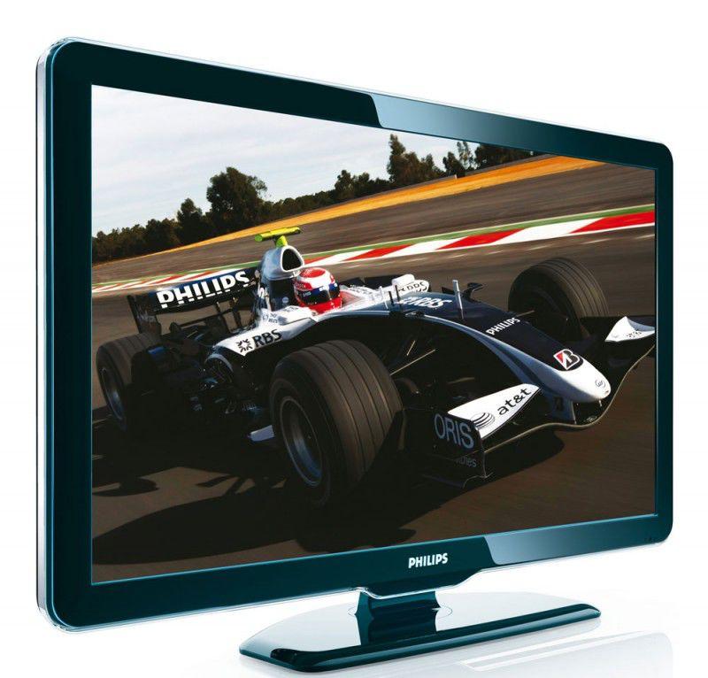 """Телевизор ЖК PHILIPS 42PFL5604H/60  """"R"""", 42"""", FULL HD (1080p),  черный"""
