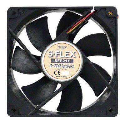 Вентилятор SCYTHE S-Flex SFF21E,  120мм, Ret