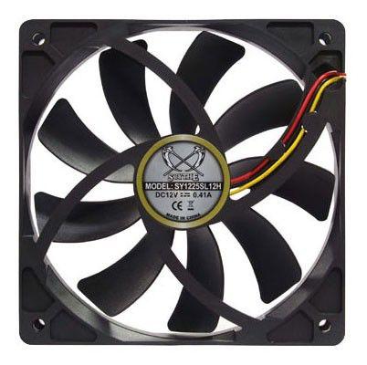 Вентилятор SCYTHE Slip Stream SY1225SL12H,  120мм, Ret