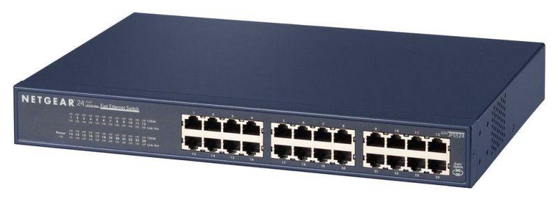 Коммутатор NETGEAR JFS524-100EUS, JFS524-100EUS