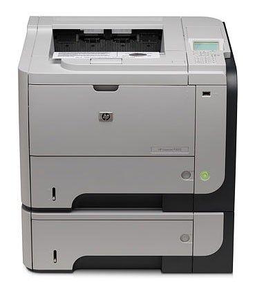 Принтер HP LaserJet P3015x лазерный, цвет:  серый [ce529a]