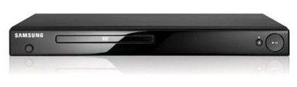 DVD-плеер SAMSUNG DVD-P191,  черный