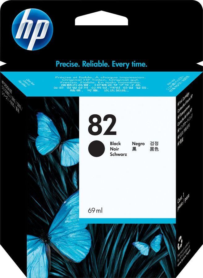 Картридж HP №82 черный [ch565a]
