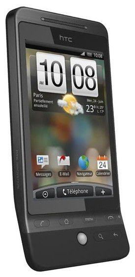 "Коммуникатор HTC A6262 528MHz/R288Mb/FR512Mb/3.2"" 480*320/Android/BT/WiFi/5Mp/microSD"