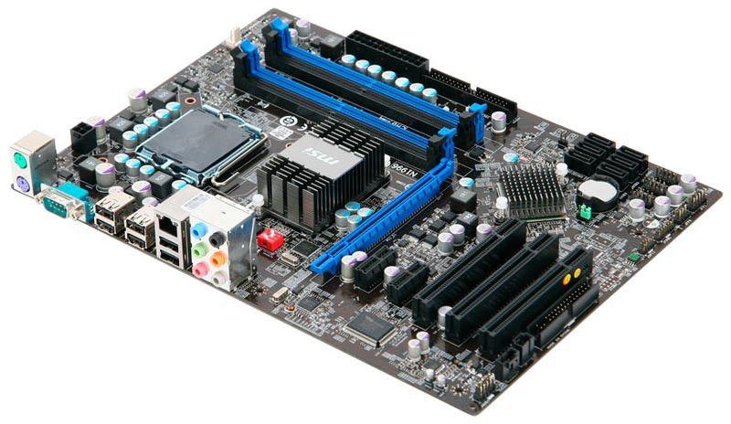 Материнская плата MSI P45T-C51 LGA 775, ATX, Ret