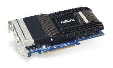 Видеокарта ASUS GeForce 9600 GT,  512Мб, DDR3, Ret [en9600gt silent/2d/512md3/a]