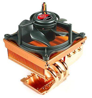 Устройство охлаждения(кулер) THERMALTAKE MiniTyp 90 (CL-P0268-01),  92мм, OEM