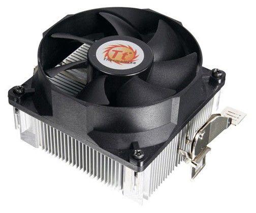 Устройство охлаждения(кулер) THERMALTAKE CL-P0515,  80мм, Ret
