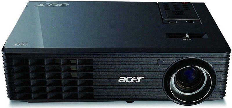 Проектор ACER X1161 черный [ey.k0101.001]